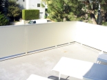 Aluminum railing (2) - Playa Del Rey