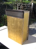 Bronze mail box (2) - Beverly Hills