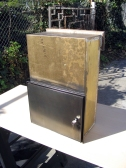 Bronze mail box - Beverly Hills