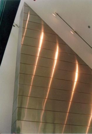 SS wall panels - Malibu